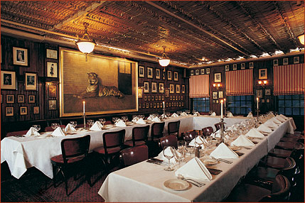 Private Party Rooms Nyc